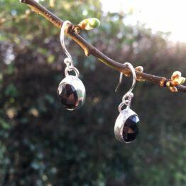 Chilli Designs Smoky Quartz Earrings 2