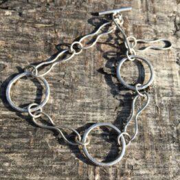 Chillis Designs circles bracelet