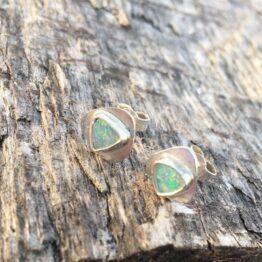 Chilli Designs Opal Studs