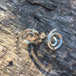 Chilli Designs Spiral Studs