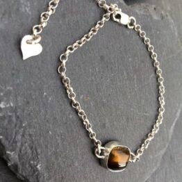 Chilli Designs Tiger's Eye Bracelet