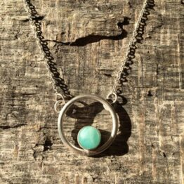Chilli Designs Amazonite Pendant