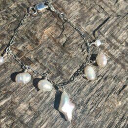 Chilli Designs pearl bracelet