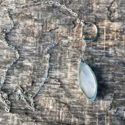 Chilli Designs moonstone lariat necklace