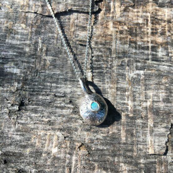 Chilli Designs opal pebble